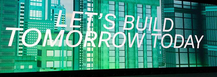 Cisco Live Build Tomorrow