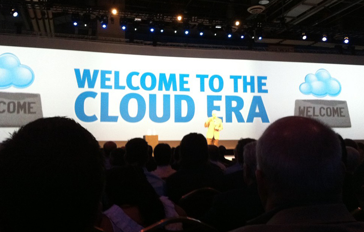 EMC World 2012 Joe Tucci Keynote