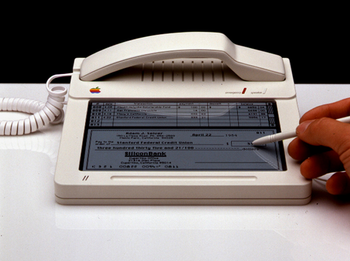 iPhone 1983 concept