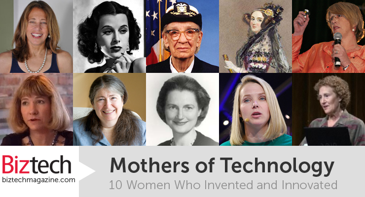 10 Women Inventors and Innovators in Technology