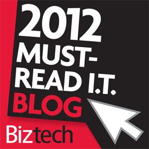 2012 Must-read IT Blog