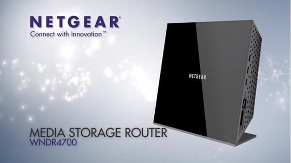 Netgear WNDR4700