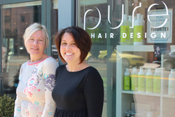 Pure Hair Design, Privy customer
