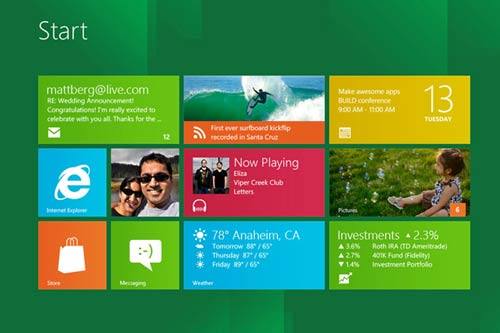 Windows 8 Revealed