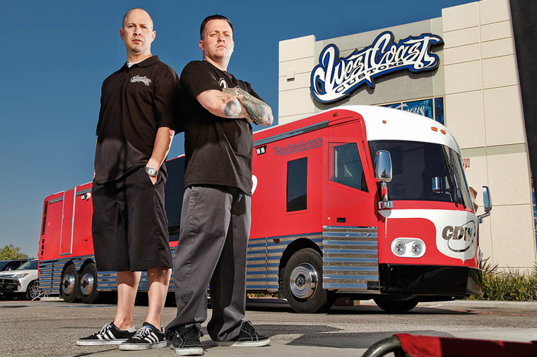 West Coast Customs CDW