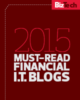 Must-Read Financial IT Blog
