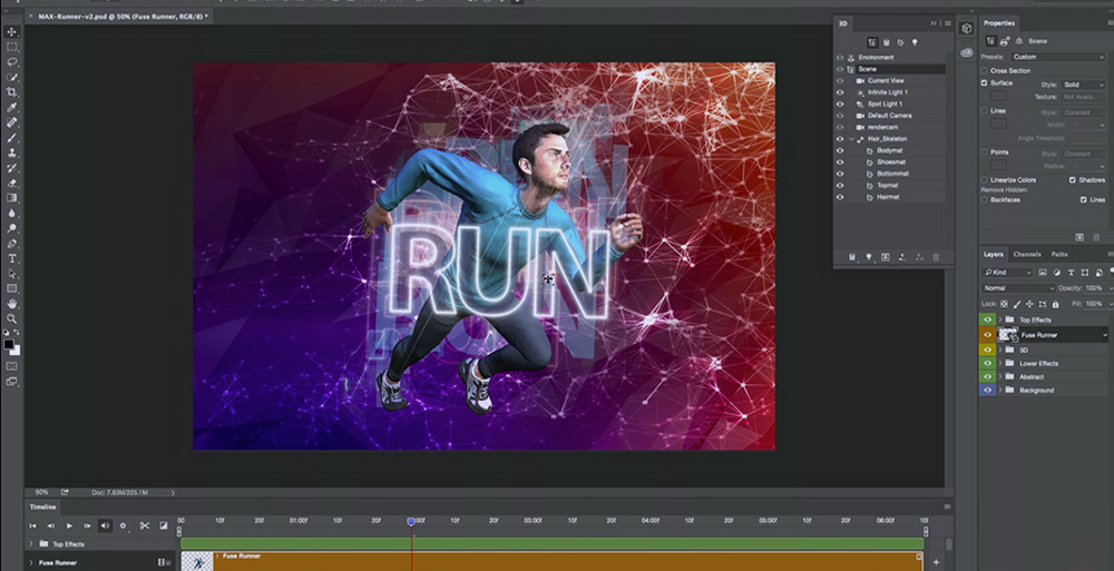 Fuse CC And Big Updates Launch For Photoshop